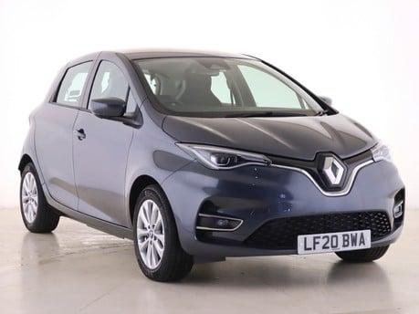 Renault Zoe 80KW i Iconic R110 50KWh Rapid Charge 5dr Auto Hatchback