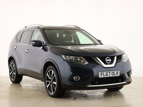 Nissan X-Trail 2.0 dCi N-Vision 5dr Xtronic Station Wagon