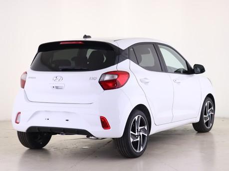 Hyundai I10 I10 1.0 MPi Premium 5dr [Tech Pack] Hatchback 3