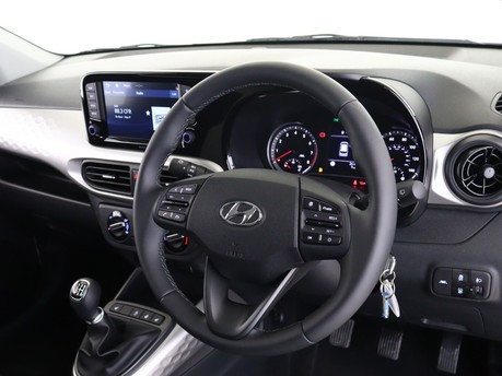 Hyundai I10 I10 1.0 MPi Premium 5dr [Tech Pack] Hatchback 11