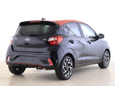 Hyundai I10 I10 1.0 T-GDi N Line 5dr Hatchback 4