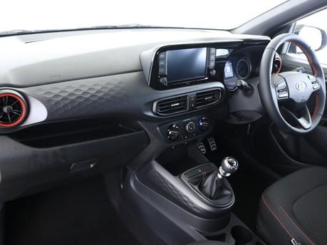 Hyundai I10 I10 1.0 T-GDi N Line 5dr Hatchback 8