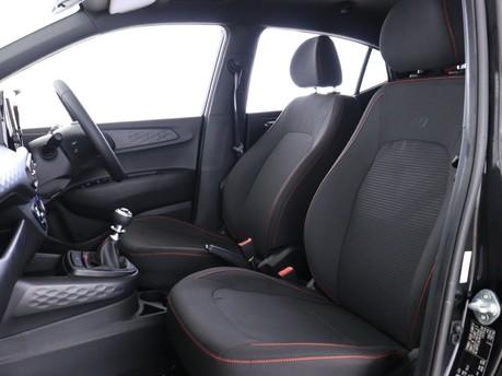 Hyundai I10 I10 1.0 T-GDi N Line 5dr Hatchback 9