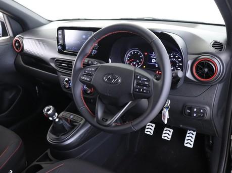 Hyundai I10 I10 1.0 T-GDi N Line 5dr Hatchback 11