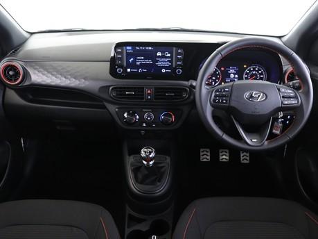 Hyundai I10 I10 1.0 T-GDi N Line 5dr Hatchback 13