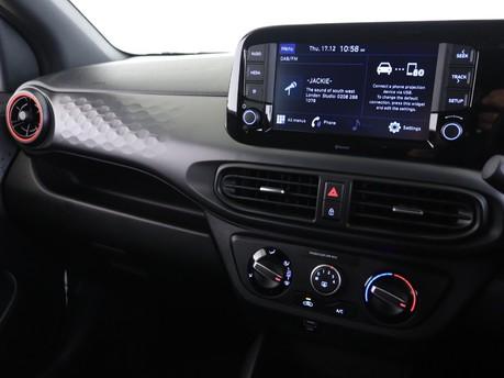 Hyundai I10 I10 1.0 T-GDi N Line 5dr Hatchback 14