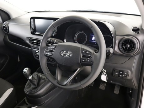 Hyundai I10 I10 1.0 MPi SE Connect 5dr Hatchback 10