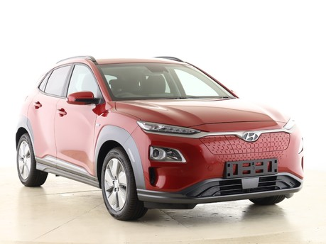 Hyundai Kona Kona 150kW Premium 64kWh 5dr Auto [7kW Charger] Hatchback