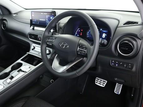 Hyundai Kona Kona 150kW Premium 64kWh 5dr Auto [7kW Charger] Hatchback 9
