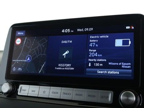 Hyundai Kona Kona 150kW Premium 64kWh 5dr Auto [7kW Charger] Hatchback 11