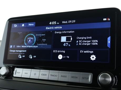 Hyundai Kona Kona 150kW Premium 64kWh 5dr Auto [7kW Charger] Hatchback 15