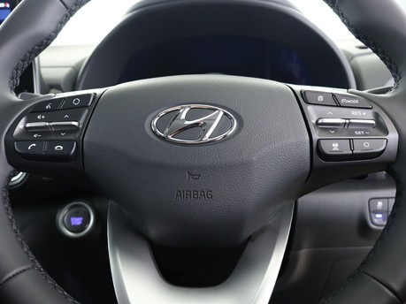 Hyundai Kona Kona 150kW Premium 64kWh 5dr Auto [7kW Charger] Hatchback 19