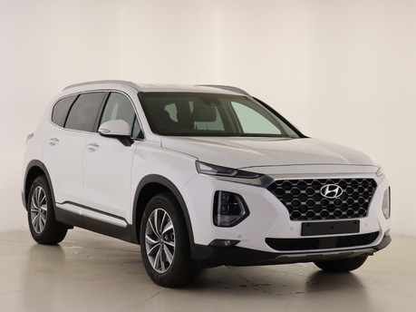 Hyundai Santa Fe Santa Fe 2.2 CRDi Premium 5dr 4WD Auto Estate