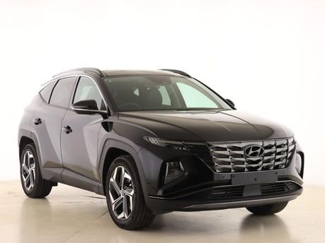 Hyundai Tucson Tucson 1.6 TGDi Hybrid 230 Ultimate 5dr 2WD Auto Estate