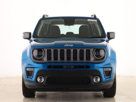 Jeep Renegade Renegade 1.3 Turbo 4xe PHEV 190 Limited 5dr Auto Hatchback 2