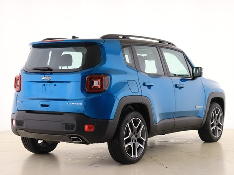 Jeep Renegade Renegade 1.3 Turbo 4xe PHEV 190 Limited 5dr Auto Hatchback 3