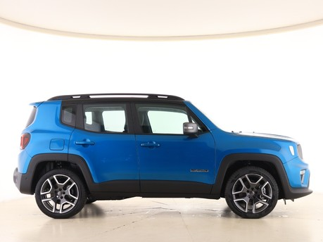 Jeep Renegade Renegade 1.3 Turbo 4xe PHEV 190 Limited 5dr Auto Hatchback 4