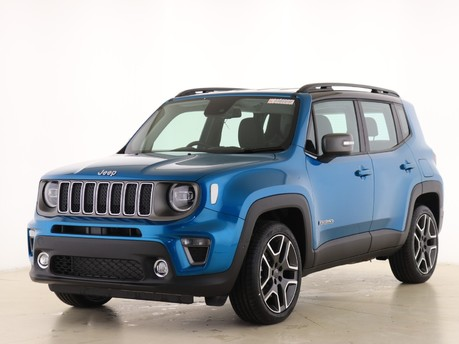 Jeep Renegade Renegade 1.3 Turbo 4xe PHEV 190 Limited 5dr Auto Hatchback 5