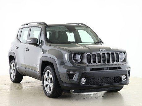 Jeep Renegade Renegade PHEV 190 HP AT6 eAWD Limited 5dr Auto Hatchback