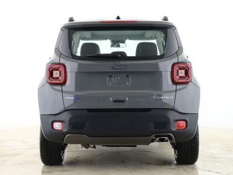 Jeep Renegade Renegade PHEV 190 HP AT6 eAWD Limited 5dr Auto Hatchback 3