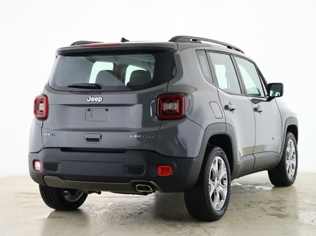 Jeep Renegade Renegade PHEV 190 HP AT6 eAWD Limited 5dr Auto Hatchback 4