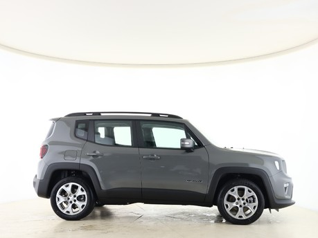 Jeep Renegade Renegade PHEV 190 HP AT6 eAWD Limited 5dr Auto Hatchback 5