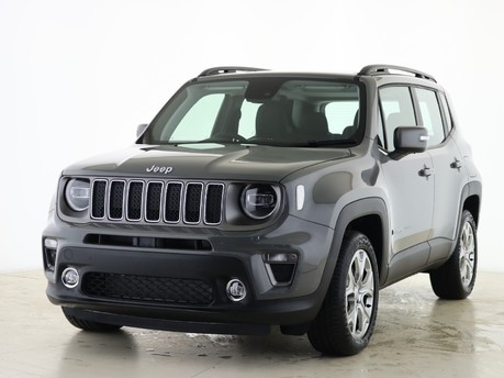 Jeep Renegade Renegade PHEV 190 HP AT6 eAWD Limited 5dr Auto Hatchback 6
