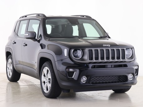 Jeep Renegade Renegade 1.0 T3 GSE Limited 5dr Hatchback