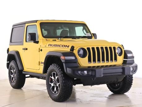 Jeep Wrangler Wrangler 2.0 GME Rubicon 2dr Auto8 Hardtop