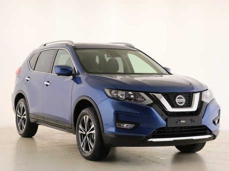 Nissan X-Trail X-trail 1.3 DiG-T N-Connecta 5dr [7 Seat] DCT Station Wagon