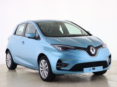 Renault Zoe Zoe 100KW Iconic R135 50KWh 5dr Auto Hatchback