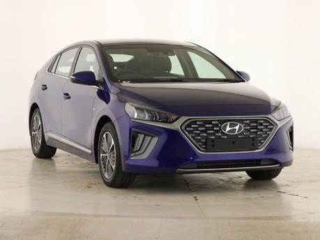 Hyundai Ioniq Ioniq 1.6 GDi Plug-in Hybrid Premium 5dr DCT Hatchback