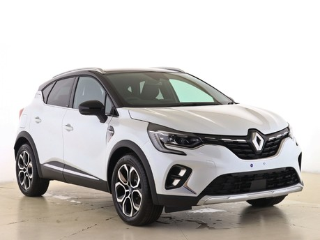 Renault Captur Captur 1.6 E-TECH PHEV 160 Launch Edition 5dr Auto Hatchback