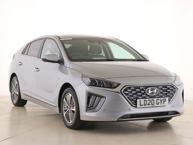 Hyundai Ioniq 1.6 GDi Plug-in Hybrid Premium SE 5dr DCT Hatchback