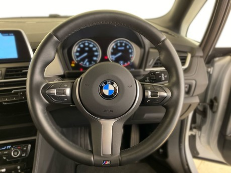 BMW 2 Series 218I M SPORT ACTIVE TOURER 7