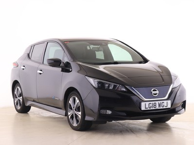 Nissan Leaf 110kW 2.Zero 40kWh 5dr Auto Hatchback
