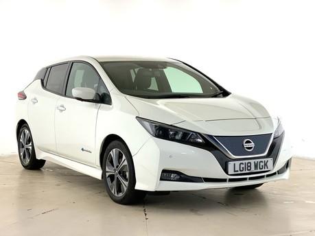 Nissan Leaf N-Connecta 5dr Auto Hatchback