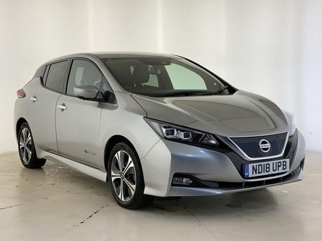 Nissan Leaf 110kW N-Connecta 40kWh 5dr Auto Hatchback
