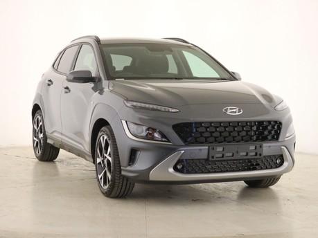 Hyundai Kona Kona 1.0 TGDi 48V MHEV Premium 5dr Hatchback
