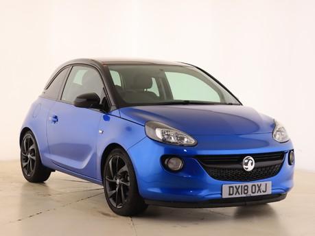 Vauxhall Adam 1.2i Energised 3dr Hatchback