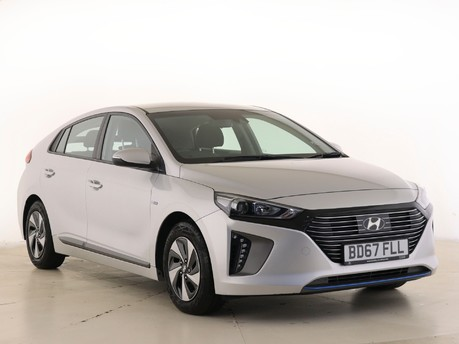 Hyundai Ioniq 1.6 GDi Hybrid SE 5dr DCT Hatchback