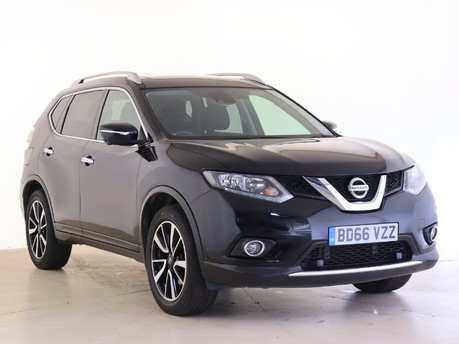 Nissan X-Trail 1.6 dCi N-Tec 5dr 4WD [7 Seat] Station Wagon