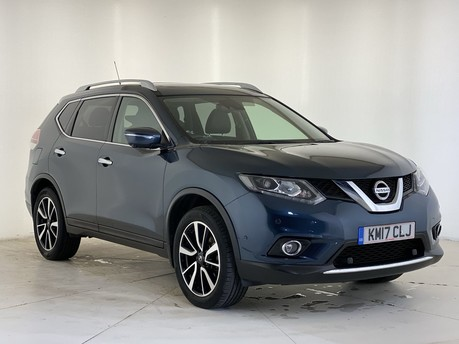 Nissan X-Trail 1.6 dCi Tekna 5dr Xtronic [7 Seat] Station Wagon