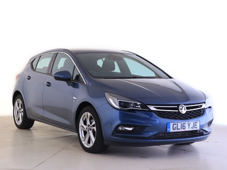 Vauxhall Astra 1.0T 12V ecoFLEX SRi 5dr Hatchback