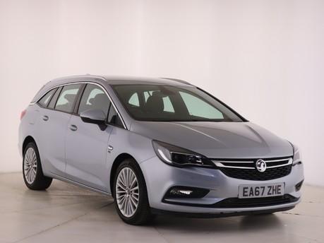 Vauxhall Astra 1.4T 16V 150 Elite Nav 5dr Auto Estate