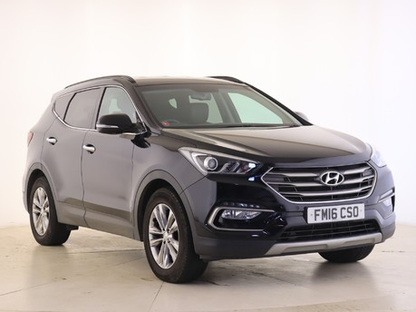 Hyundai Santa Fe 2.2 CRDi Blue Drive Premium 5dr [7 Seats] Estate