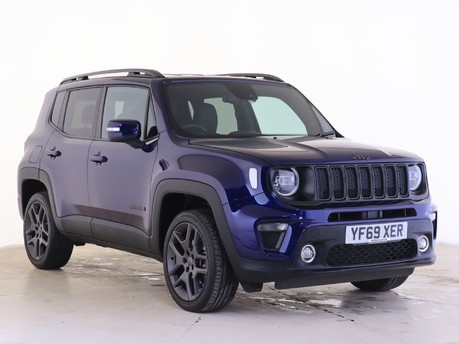 Jeep Renegade 1.3 T4 GSE 180 S 5dr 4WD Auto Hatchback
