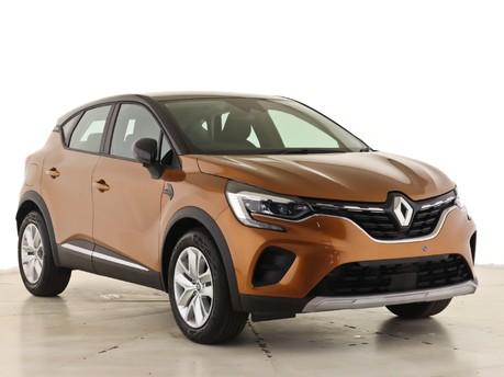 Renault Captur Captur 1.0 TCE 100 Play 5dr Hatchback