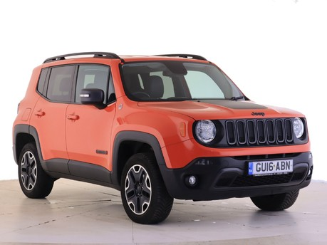 Jeep Renegade 2.0 Multijet Trailhaw