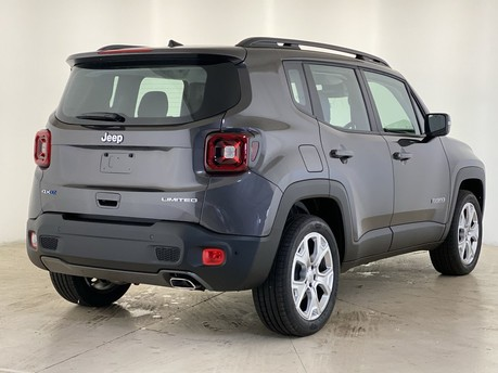 Jeep Renegade 1.3 Turbo 4xe PHEV 190 Limited 5dr Auto Hatchback 3